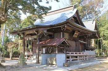 日吉神社| 朝倉市
